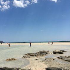 Best beach #crete