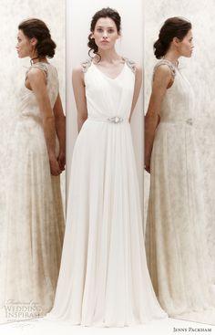 Jenny Packham Bridal Spring 2013 Wedding Dresses