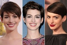 1 Cut, 5 Different Looks: Anne Hathaway's Pixie Styling Inspiration - Hair Ideas - StyleBistro