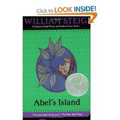 Abel's Island (Newbery Award & Honor Books) [Paperback]  William Steig (Author, Illustrator)