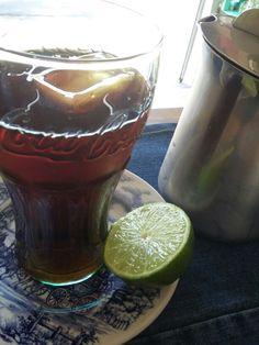 Chá Gelado.