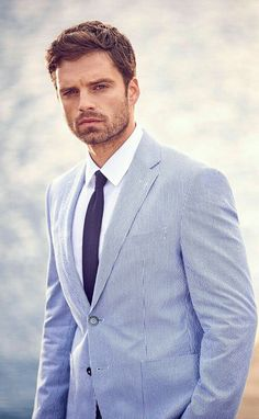 Sebastian Stan ✝ Sexyness  For Hugo Boss ..