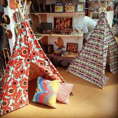 Cutest #wolfum tents ever! #tent #campout #glamping #nynow