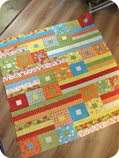 QuiltNut Creations: finishes