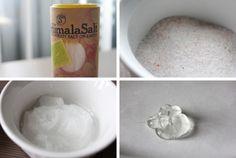 DIY -- Sea Salt Spray For Beach Wavy Hair