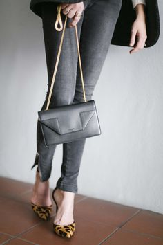 Could I Have That Wearing Anine Bing Jeans And Saint Laurent Betty bag Photography by Arna Bee
