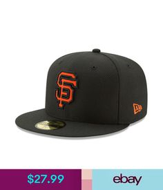 quality design b85f6 aaf23 ... sweden hats san francisco giants era black diamond era 59fifty fitted  hat with tags ebay b1c35 ...