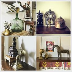Labels Antique Homes Collected Homes Home Tour Indian Home Decor