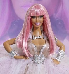 Nicki Minaj | 15 Singers You Might Not Know Were Immortalized As Barbies