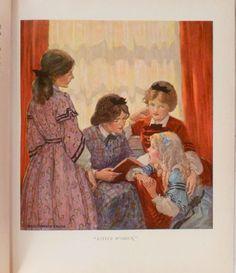 BOYS-AND-GIRLS-OF-BOOKLAND-by-Nora-Smith-1923-JESSIE-WILLCOX-SMITH-DJ