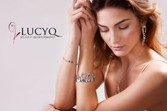 Nude effect by LucyQ Designer Silver Jewellery, Silver Jewelry, Nude, Stylish, Unique, Shots, Silver Jewellery