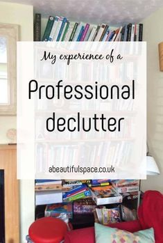 How a professional declutter can totally makeover and transform your home into a tidy, organised and minimal space - do you need decluttering?  #declutter #decluttering #tidy