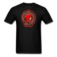 Runestone of Blood - Men's T-Shirt
