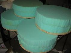 tuffet party cakes