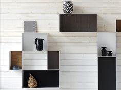 Nyhet! Showoff - lekre, minimalistiske hyller. #flisekompaniet
