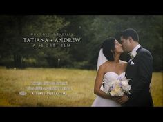 A look back at the wedding of Tatiana & Andrew courtesy of Alisa Stilwell Photography & Films. It was another beautiful day at Aria.