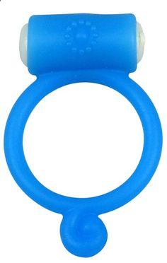 ANILLO VIBRADOR AZUL POWER DE ALIVE. Se adapta a cualquier tamaño de pene. Permite una intensa estimulación del clítoris de la mujer gracias a su vibración, prolongando a la vez la erección y retardando la eyaculación del hombre. Silicona muy resistente, flexible y de tacto muy agradable. Resistente al agua. #anillo #vibrador #Alive