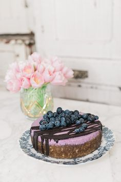 Get this yummy cheesecake recipe on LaurenConrad.com