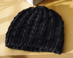 Un bonnet damier original avec un joli rendu, pour homme et pour femme, pour…