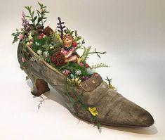 Stunning Fairy Garden Miniatures Project Ideas 49