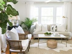 """Holy City Chic home tour: our """"old"""" house"""