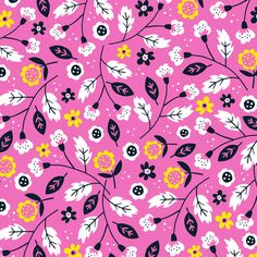Sweet Pink Art Print by Anna Deegan
