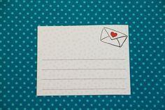 Adressaufkleber+20+Stück+mit+Liebesbriefchen+von+*Cherry+Picking*+auf+DaWanda.com