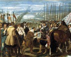 Веласкес «Сдача Бреды» 1635