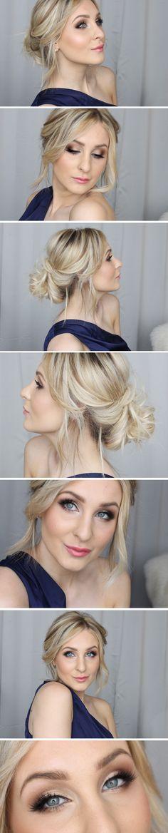 Dagens makeup – PROM, BRIDE & BRIDESMADE | Helen Torsgården - Hiilens sminkblogg | Veckorevyn