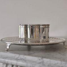 スターリングシルバー(純銀) Archives * ラブアンティーク Love Antique of London Tea Caddy, Dog Bowls, Sterling Silver, Antiques, Antiquities, Antique, Drink Cart, Old Stuff