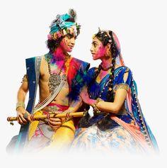 Star Bharat Radhakrishna - Radha Krishna Serial Images Hd Star Bharat Download, HD Png Download , Transparent Png Image - PNGitem