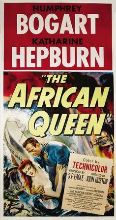 The African Queen (1951) *****