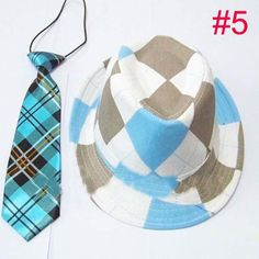Wholesale Unisex casual fedora trilby hat with necktie Boys girls fedoras with neck tie set Children top hat Jazz cap 10set, Free shipping, $4.76/Piece | DHgate Mobile