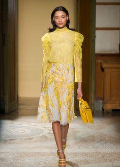 Blumarine – Fashion Week Mailand H/W 2017/18 | ELLE
