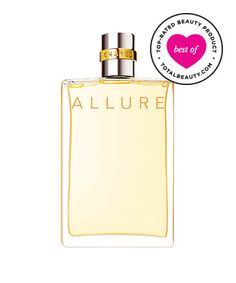 "Best Perfume No. 3: Chanel Allure Parfum Spray, $94 Why it's great: Never mind the all-day compliments -- readers love this perfume for its classic, subtle scent. ""It's an all-time favorite,"" says one reader. ""It's warm without being overbearing."" Though it's a bit on the expensive side, readers maintain it's worth the price. ""If you are going to pay this much it might as well be for a Chanel fragrance in parfum strength,"" says one reader, ""especially one so provocative as Allure."""