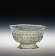 Roman Glass: Bowl, 175-399 | Corning Museum of Glass