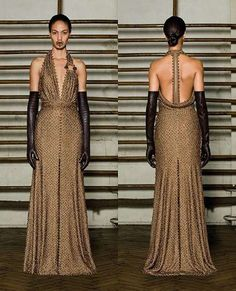 The Givenchy Haute Couture Spring 2012 Collection is Rich in Texture #healthy trendhunter.com