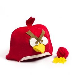 Čiapka do sauny. Angry Birds, Modeling, Hats, Modeling Photography, Hat, Models, Hipster Hat