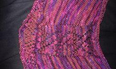 Labrinyth shawl