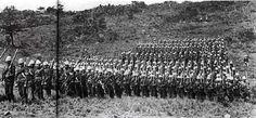 Highlanders: Battle of Gingindlovu on April 1879 in the Zulu War Military Art, Military History, African Tribes, Highlanders, Knights Templar, British Colonial, African History, American Revolution, British History