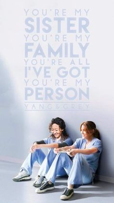 greys anatomy, meredith grey and ellen pompeo image on We Heart It Immagine di cristina yang, ellen pompeo, and greys anatomy Meredith Grey, Meredith E Cristina, Meredith And Christina, Cristina Yang Quotes, Greys Anatomy Frases, Greys Anatomy Funny, Greys Anatomy Couples, Grey Anatomy Quotes, Grays Anatomy