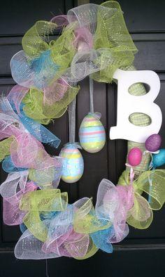 My Easter Wreath 2012