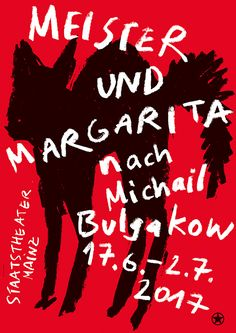 Staatstheater Mainz – Meister und Margarita