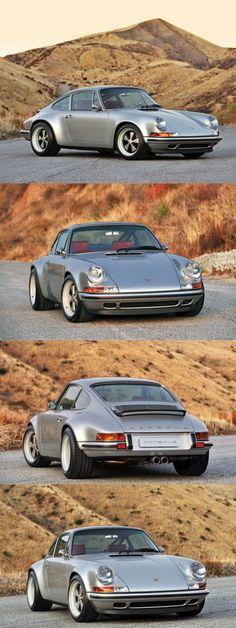 Singer Porsche 911 - Mexico version                                                                                                                                                                                 More