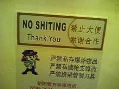 40 Most Bloodcurdling Chinese Mistranslations Ever! Warning: You Will Laugh To Death! - Seenox