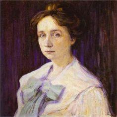 Gabriele Munter -  Wassily Kandinsky, 1905