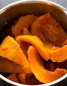 Kabocha Squash Soup, Winter Soups, Snack Recipes, Chips, Gluten Free, Yummy Food, Meals, Vegan, Fruit