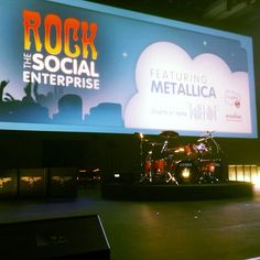 Just before the main event at #df11