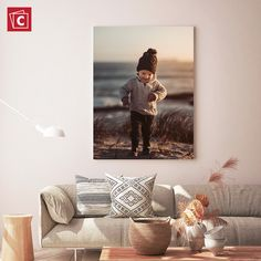 Whether you want to decorate your home or your office space, canvas prints make for unique decor. Turn your favorite photos into canvas art. Click here to begin designing yours! Photo Canvas, Canvas Art, Custom Canvas Prints, Photo Effects, Tool Design, Decorating Your Home, Online Printing, Photos, Pictures