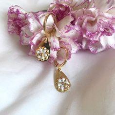Pearl Earrings, Pearls, Jewelry, Fashion, Jewelry Designer, Moda, Pearl Studs, Jewlery, Jewerly